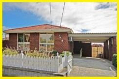 Long term rental opportunity, spacious 3×2 family home