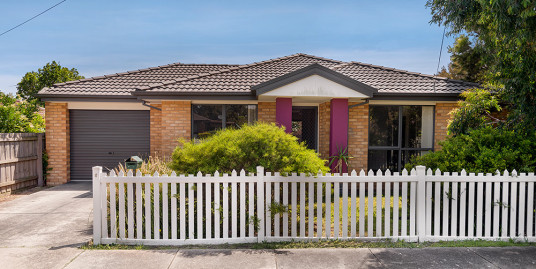 SEAFORD – Modern two-bedroom home in a quiet location